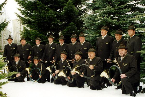 Gruppenfoto JHBG Böhmerwald