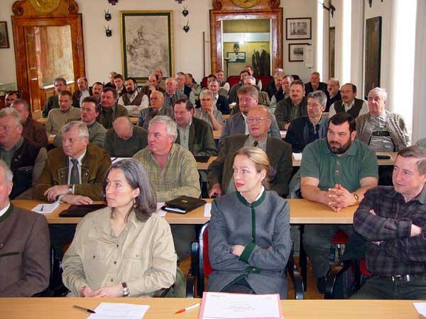 Weiterbildung und Seminare