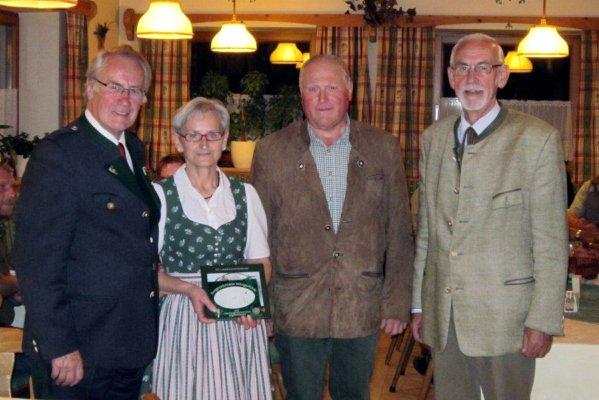 Restaurantplakette Gasthaus Hubinger, OÖ LJV