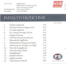 CD - Eigenkompositionen