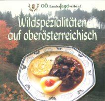 Kochbuch Wildspezialitäten