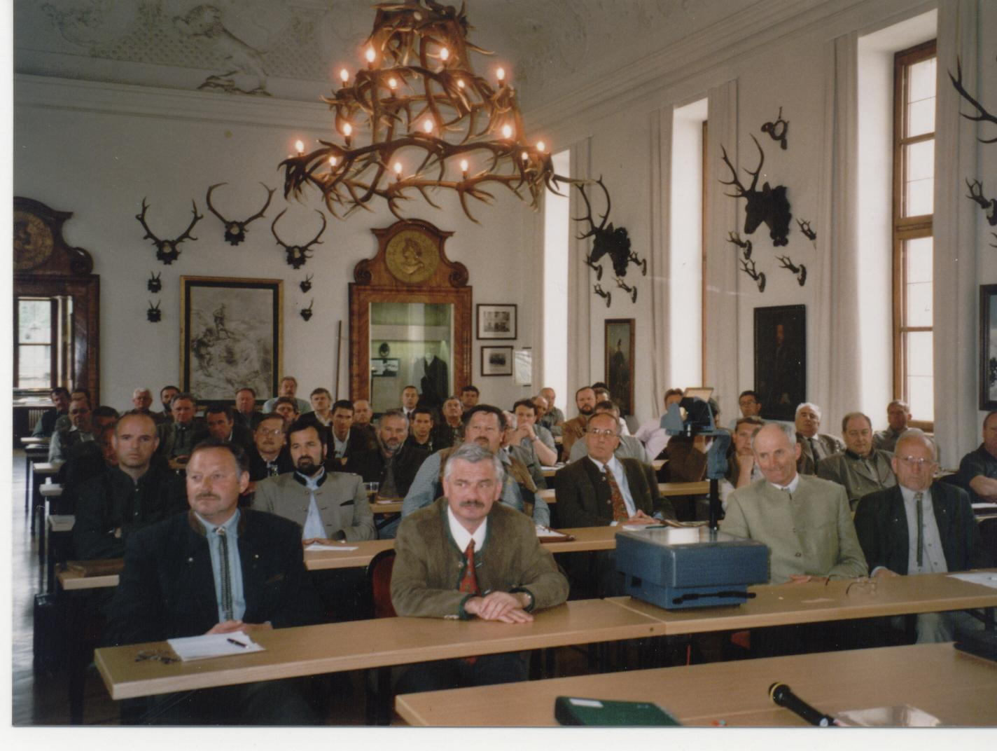 Absage von Veranstaltungen des OÖ. Landesjagdverbandes