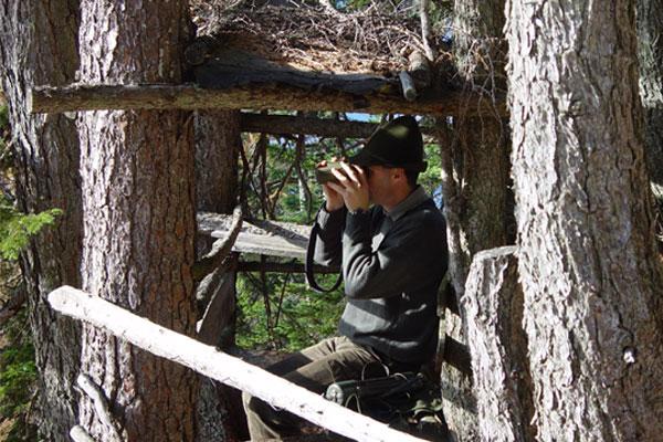 Jagd-Unfallverhütungsvorschrift (UVV)