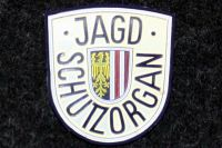 Jagdschutzorgan Abzeichen