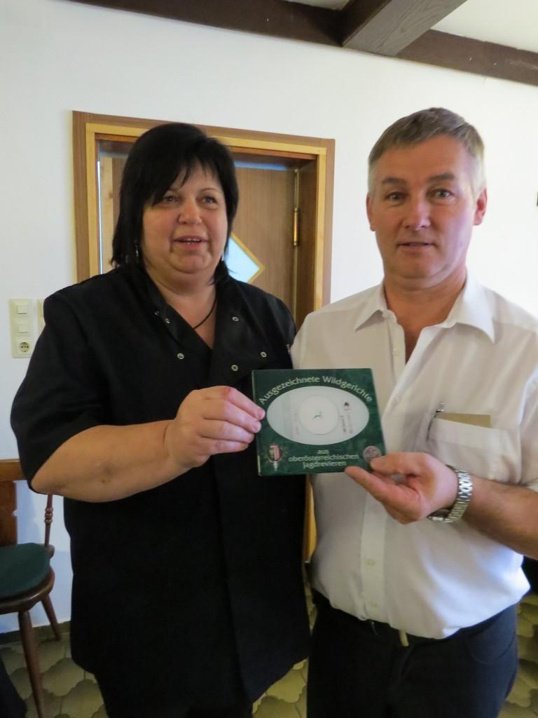 Auszeichnung Wildplakette, OÖ LJV