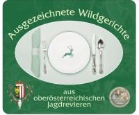 Jagd_tierschutzgerechte Fleischgewinnung_Restaurantplakette