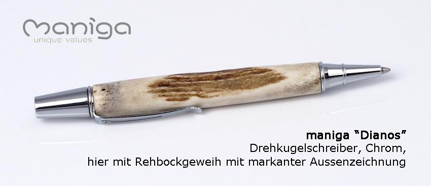 """maniga Drehkugelschreibgerät """"Dianos"""""""