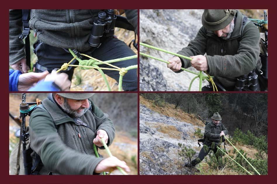 Die AlpenAlpin-Jäger Ausbildung