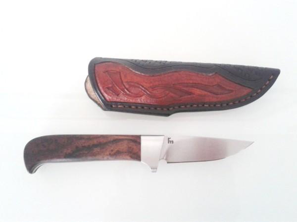 Jagdmesser Wüsteneisenholz (klein)