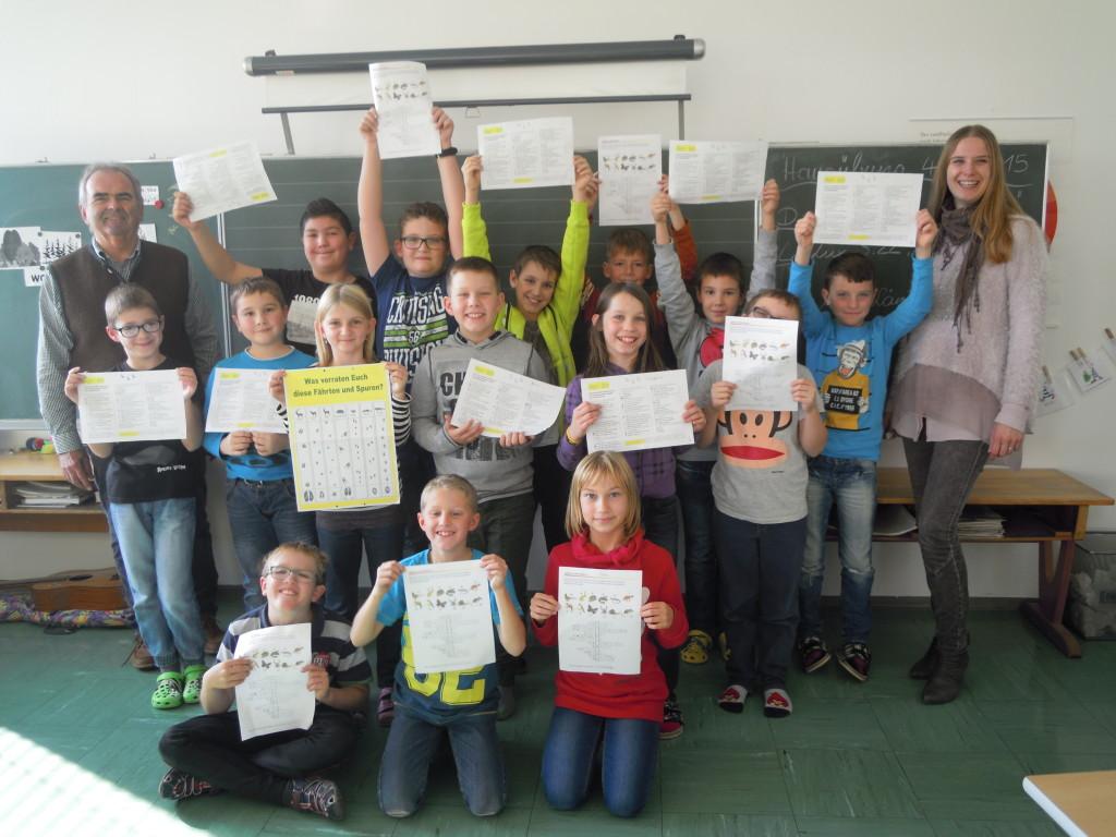 VS Niederthalheim und VS Schwanenstadt, OÖ LJV