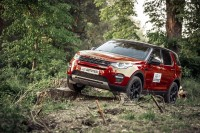 Autotest Land Rover Disco Sport
