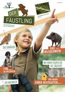 Kinderzeitung Fäustling Ausgabe 3