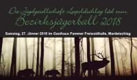 Bezirksjägerball Foto