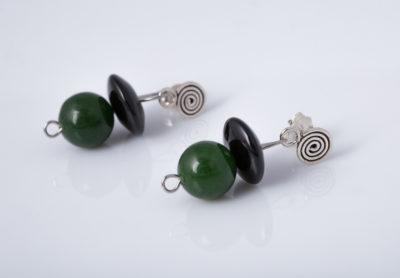 146-Schmuck-Jade-Onyx-Ohrstecker-8558