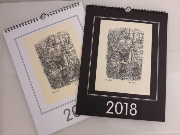 Jagdkalender 2018