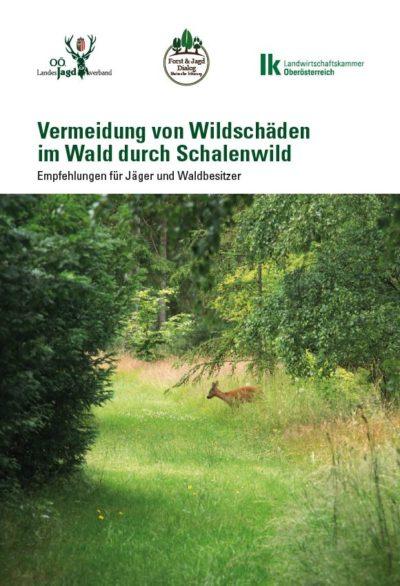 Wildschäden Broschüre 2018