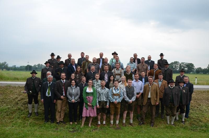 Jagdprüfung 2018, OÖ LJV