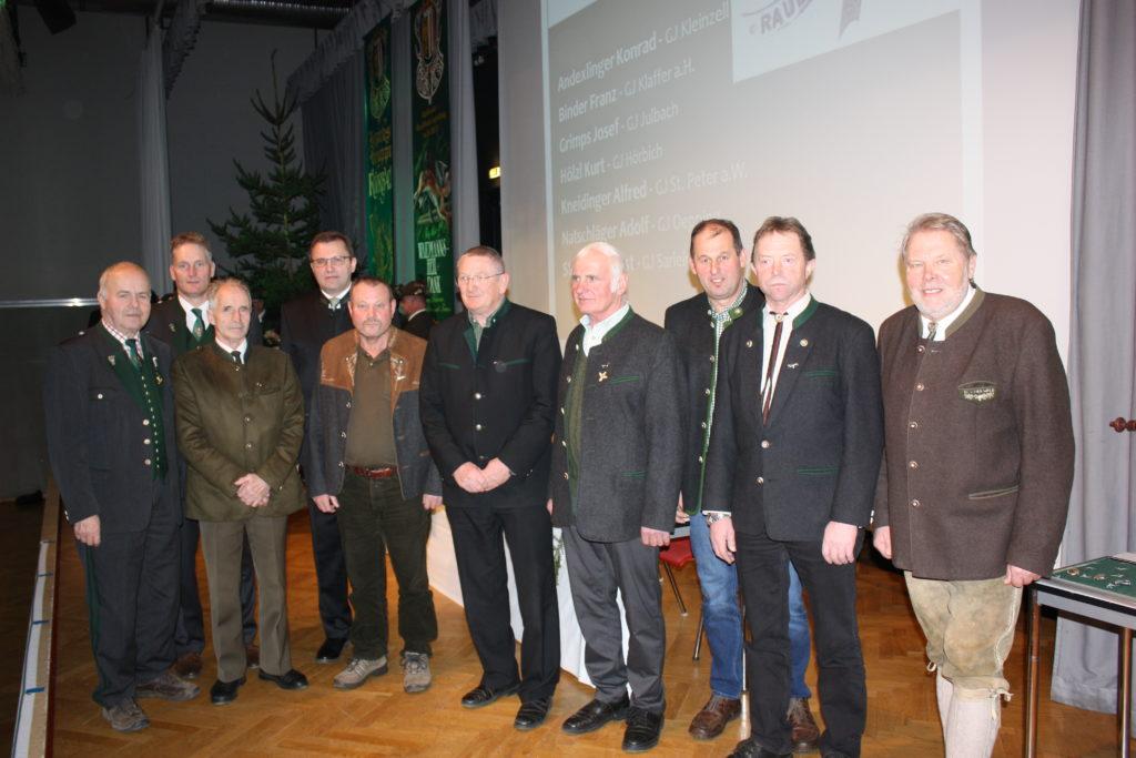 Bezirksjägertag 23.2.2019 – Rohrbach, OÖ LJV