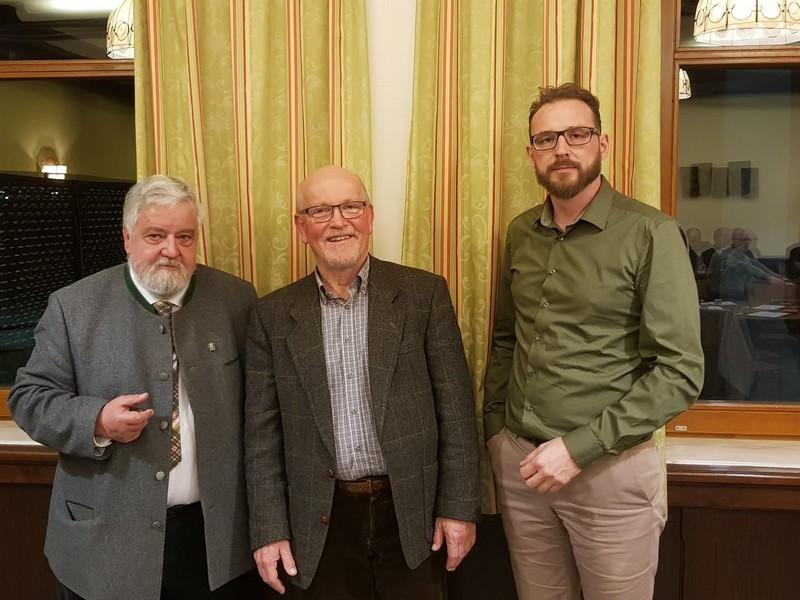 Jagdleitersitzung 2019, OÖ LJV