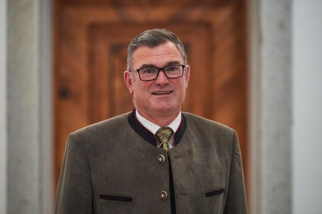 Franz Auinger neuer Bezirksjägermeister des Jagdbezirks Freistadt, OÖ LJV