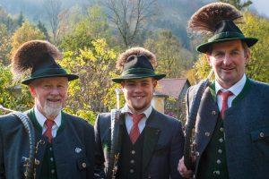 Jagdhornbläsergruppe Kremstal, OÖ LJV