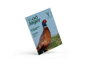 Cover OÖ Jäger Nr. 170, Fasan